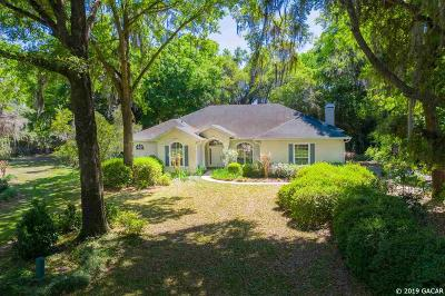 Gainesville Single Family Home Pending: 3112 NW 57 Terrace