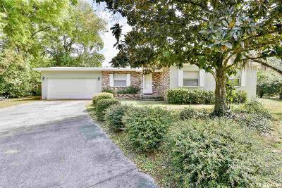 Gainesville Single Family Home Pending: 2015 NW 37th Boulevard