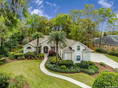 Gainesville Single Family Home For Sale: 1123 SW 90TH Terrace