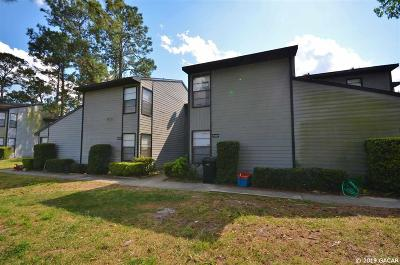 Gainesville Condo/Townhouse For Sale: 4339 SW 21st Lane