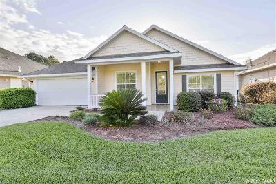 Newberry Single Family Home For Sale: 2304 NW 147TH Street