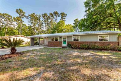 Gainesville Single Family Home For Sale: 3321 NW 41st Avenue