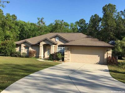 Williston Single Family Home For Sale: 14275 NW 142nd Street