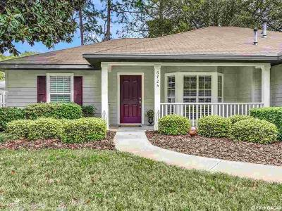 Gainesville Single Family Home For Sale: 6725 SW 83 Terrace