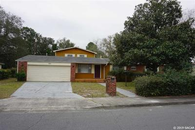 Gainesville Single Family Home For Sale: 1255 SE 12th Avenue