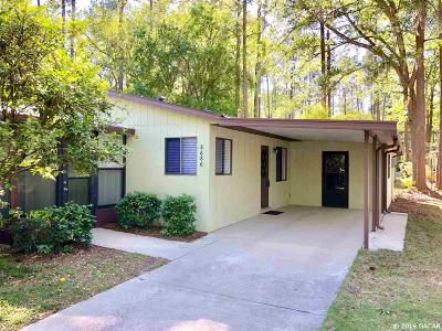 Gainesville Single Family Home For Sale: 8686 NW 40th Circle