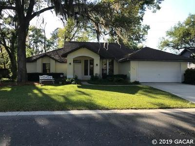 Gainesville Single Family Home For Sale: 1028 SW 82nd Terrace
