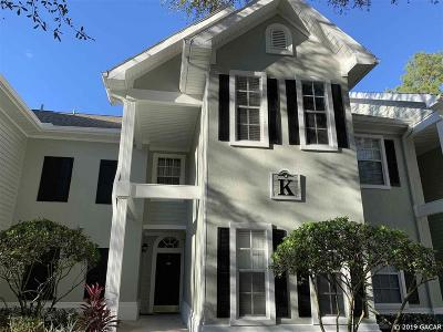 Gainesville Condo/Townhouse For Sale: 10000 SW 52nd Avenue #K-59