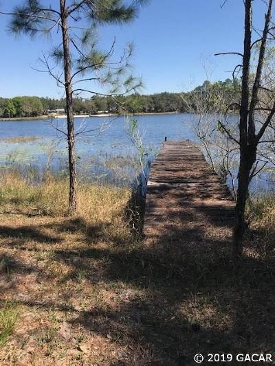 Hawthorne Residential Lots & Land For Sale: 180 Clearwater Lake Rd