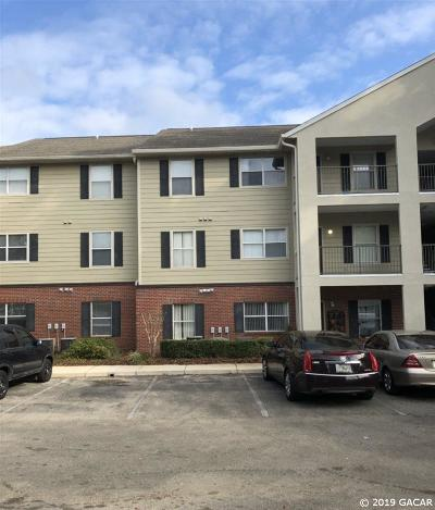 Gainesville FL Condo/Townhouse For Sale: $108,000