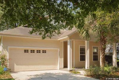 Gainesville Single Family Home For Sale: 2808 SW 98TH Drive