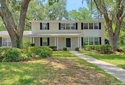 Gainesville Single Family Home For Sale: 6904 SW 35 Way
