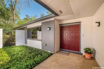 Gainesville Single Family Home For Sale: 4117 NW 33rd Place