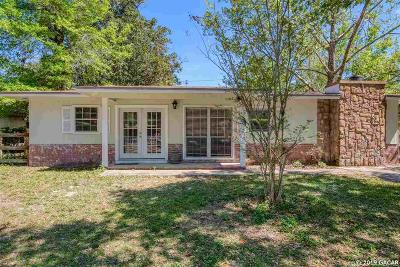 Gainesville Single Family Home For Sale: 2901 NE 17th Drive