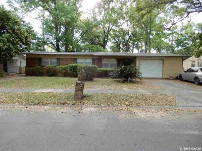 Gainesville Single Family Home For Sale: 2901 NE 19th Street