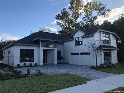 Newberry Single Family Home For Sale: 12445 SW 5th Avenue