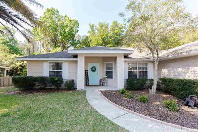 Gainesville Single Family Home For Sale: 7919 SW 51ST Boulevard