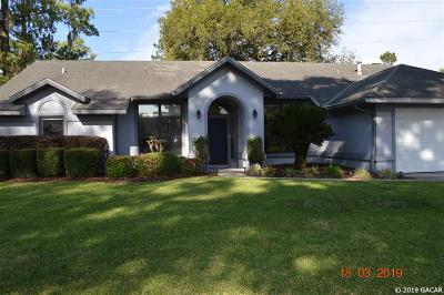 Gainesville Single Family Home For Sale: 1018 SW 82 Terrace