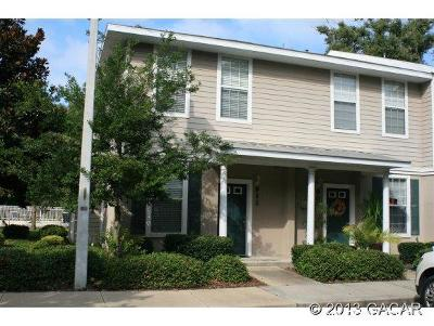 Gainesville FL Condo/Townhouse For Sale: $134,500