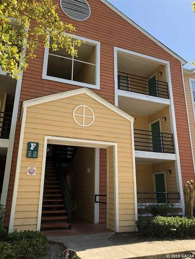 Gainesville FL Condo/Townhouse For Sale: $139,900