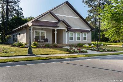 Gainesville Single Family Home For Sale: 6621 SW 40TH Terrace