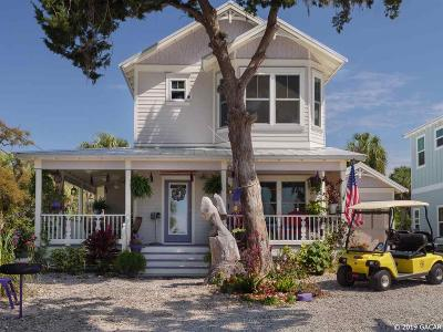 Cedar Key Single Family Home For Sale: 2031 H Street