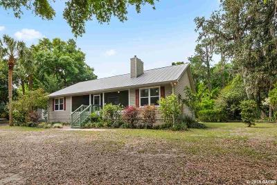 Gainesville FL Single Family Home For Sale: $349,000