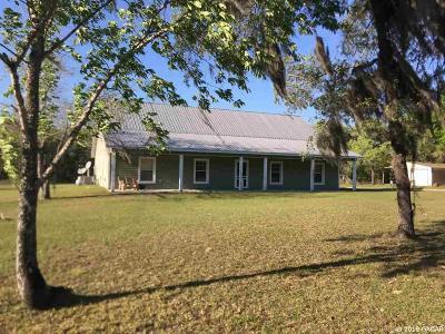 Williston FL Single Family Home For Sale: $329,000