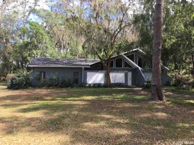 Williston Single Family Home For Sale: 3851 NE 167th Court