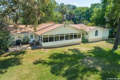 Gainesville Single Family Home For Sale: 3310 SW 62nd Lane