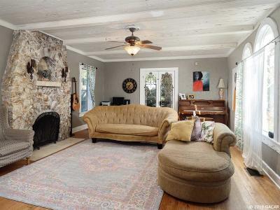 Gainesville Single Family Home For Sale: 730 NE Boulevard