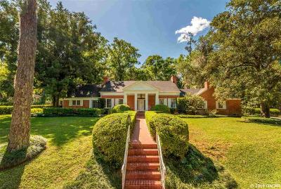 Gainesville Single Family Home For Sale: 2605 NW 7th Road