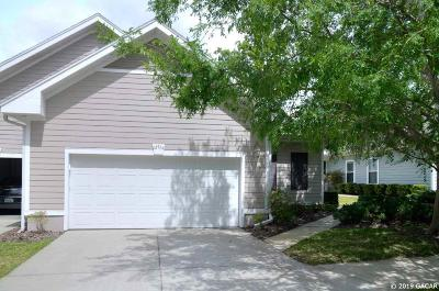 Newberry Condo/Townhouse For Sale: 12764 NW 11th Place