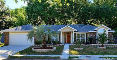 Gainesville Single Family Home For Sale: 5164 SW 82ND Terrace