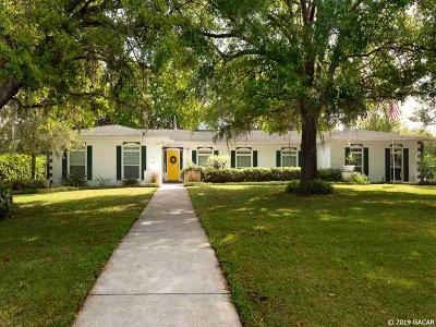 Gainesville Single Family Home For Sale: 6207 SW 35TH Way