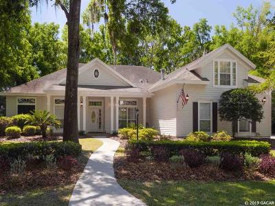 Gainesville Single Family Home For Sale: 9523 SW 33RD Lane