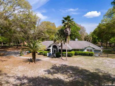 Single Family Home Pending: 9555 SW 72nd Court