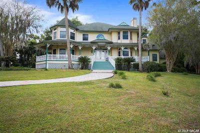 Micanopy Single Family Home For Sale: 22620 N US HWY 441