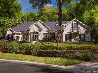 Gainesville Single Family Home For Sale: 3702 SW 92nd Drive