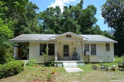 Alachua Single Family Home For Sale: 7820 NW County Road 236