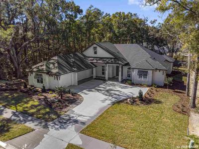 Gainesville Single Family Home For Sale: 3470 SW 105th Street