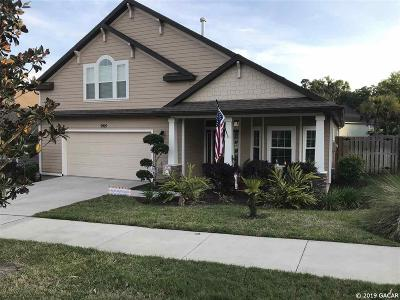 Gainesville Single Family Home For Sale: 9925 NW 16 Road