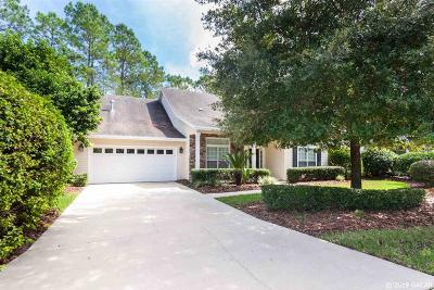 Gainesville Single Family Home For Sale: 2847 SW 93RD Drive