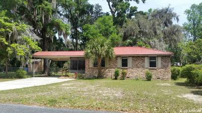 Lake City Single Family Home For Sale: 701 SW El PRADO AVE #701