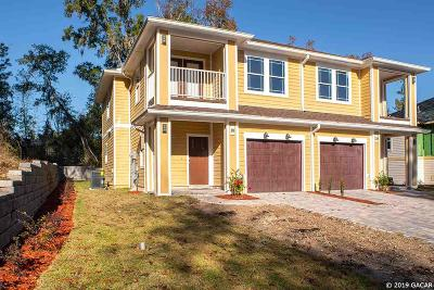 Gainesville Condo/Townhouse For Sale: 2626 NW 104th Court