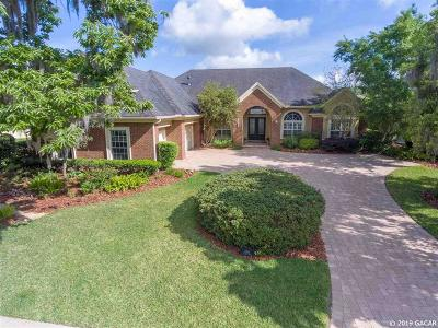 Newberry Single Family Home For Sale: 13566 NW 8TH Road