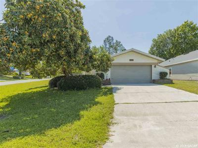Alachua Single Family Home For Sale: 7303 NW 116TH Lane