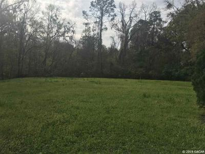 Alachua Residential Lots & Land For Sale: Parcel 8 NW 105 Avenue