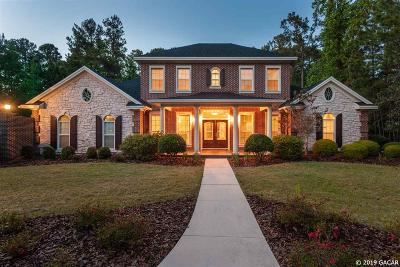 Gainesville Single Family Home For Sale: 8484 NW 62 Lane