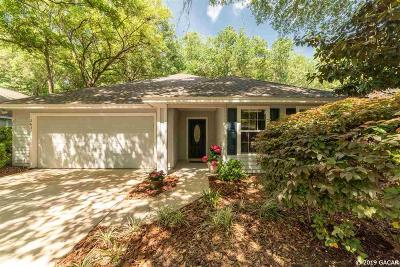 Gainesville Single Family Home For Sale: 2632 SW 98th Drive